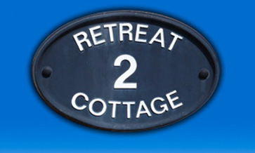 Retreat Cottage - Portfolio