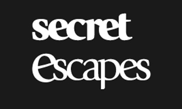 Secret Escapes - Portfolio