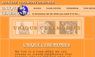 Unique Ceremonies - Portfolio